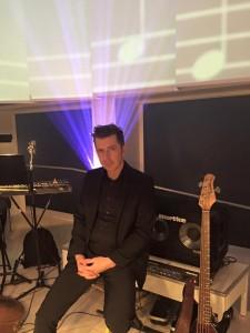 Petri Mäkiharju Tampere Pops Laskiaisgaala